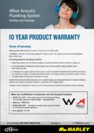 dBlue Warranty