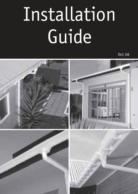 Rainwater Installation Instructions